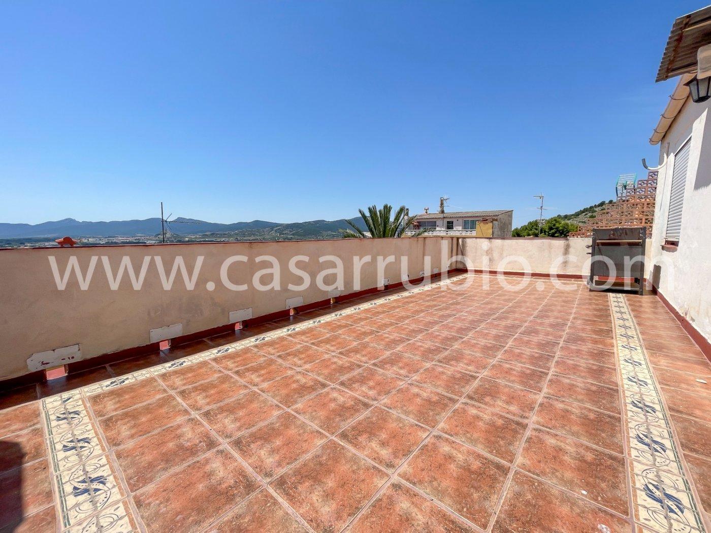 Estupenda casa reformada y con terraza en onil !! - imagenInmueble7