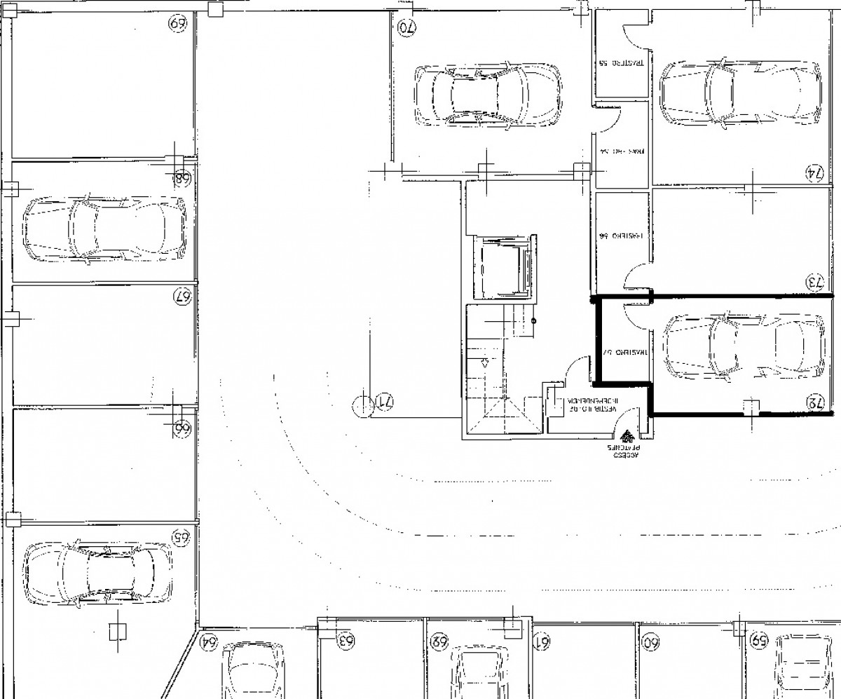 Venta de Parking en Onil – 0056