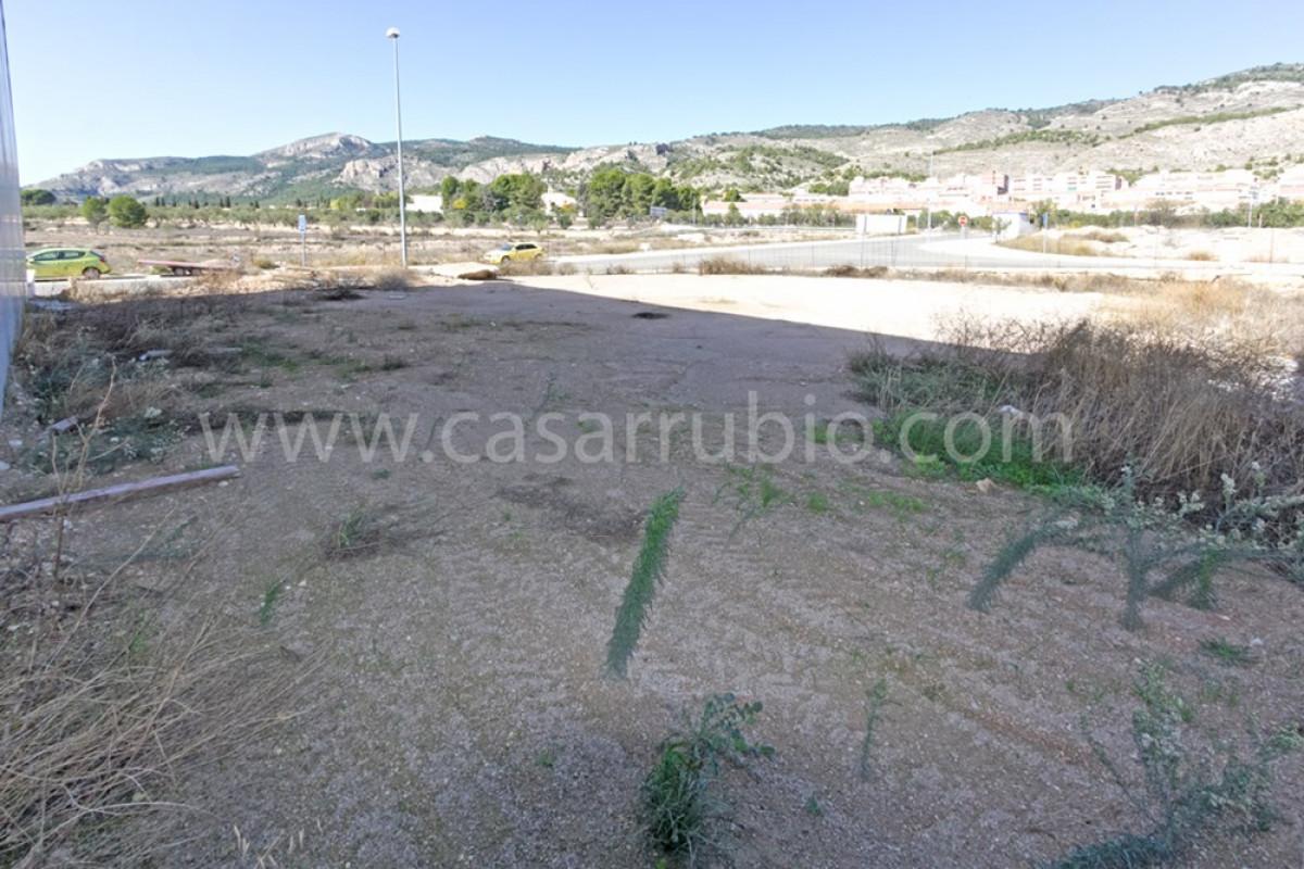 Venta de terreno industrial en onil - imagenInmueble0