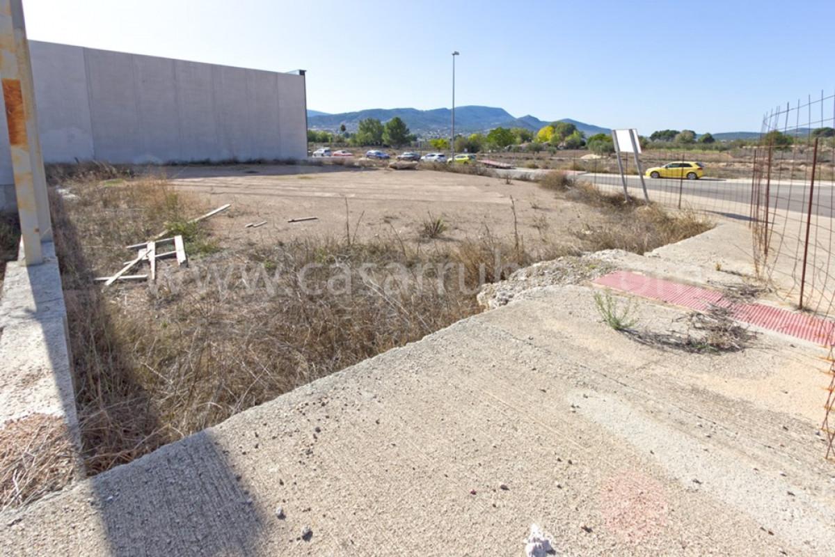 Venta de terreno industrial en onil - imagenInmueble2