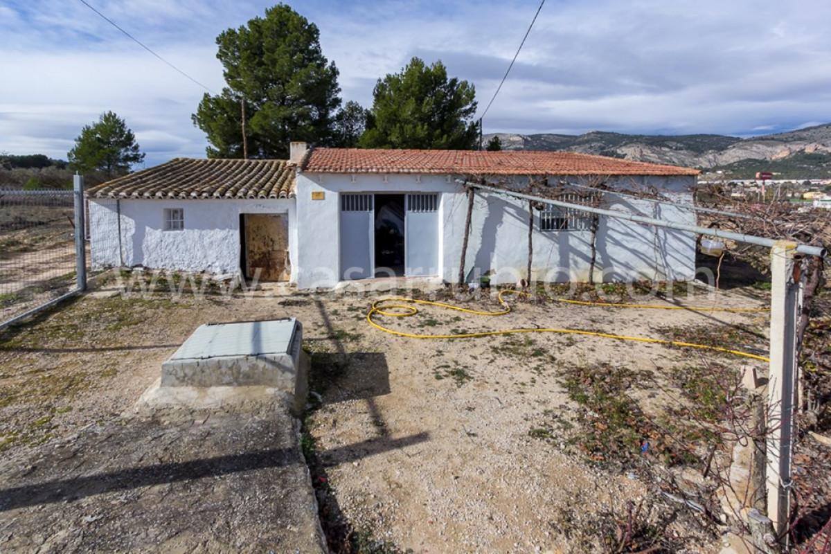 Venta de casa de campo en castalla - imagenInmueble14