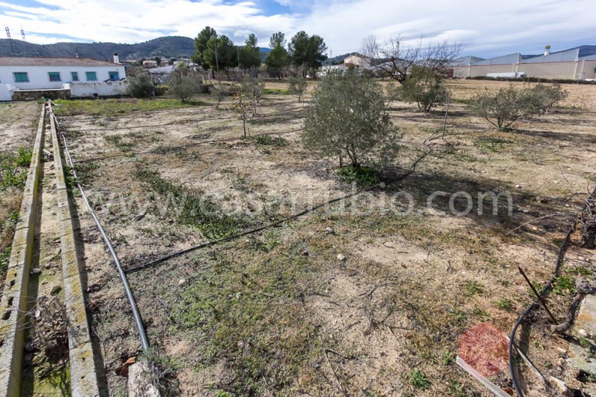 Venta de casa de campo en castalla - imagenInmueble19