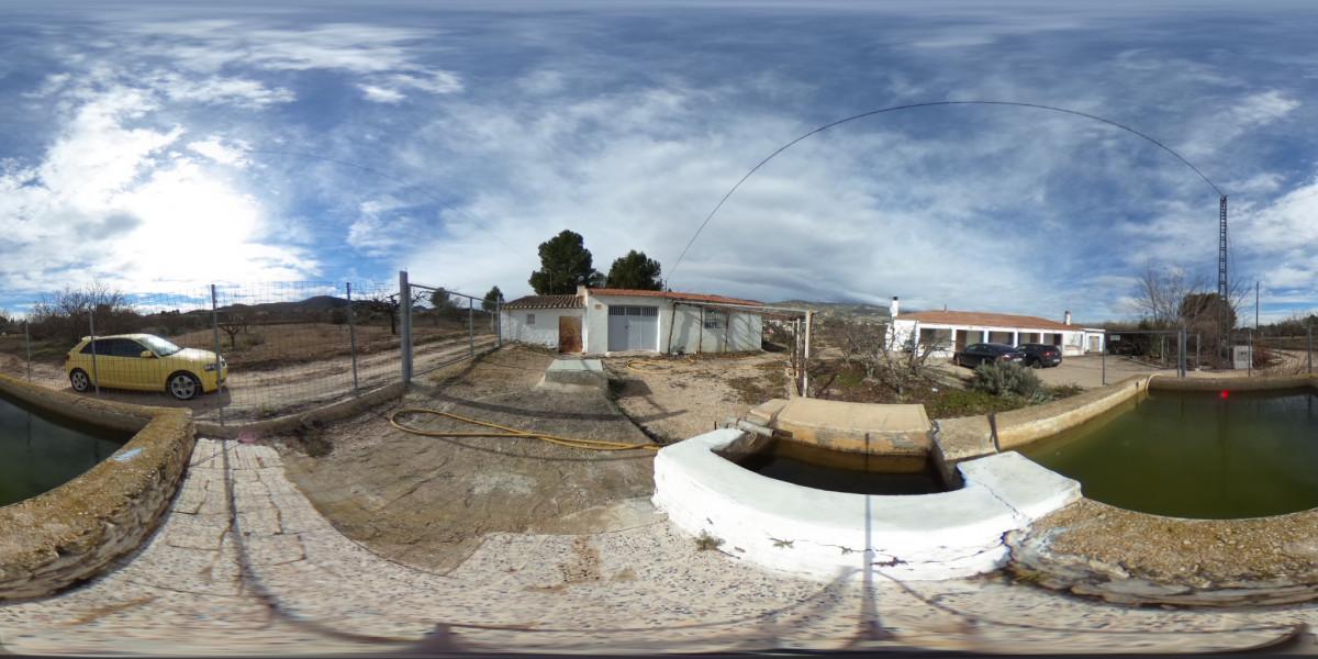 Venta de casa de campo en castalla - imagenInmueble21