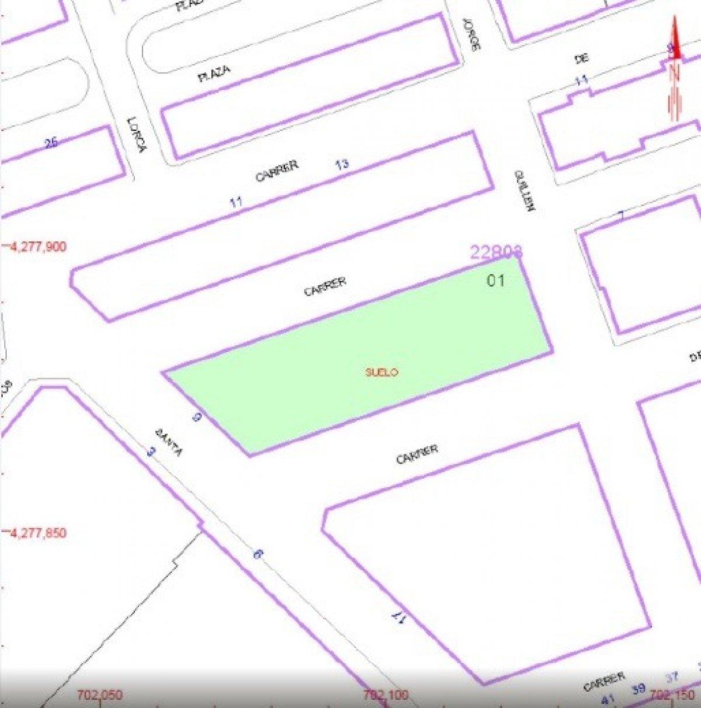 Solar para edificar en zona residencial de onil - imagenInmueble6