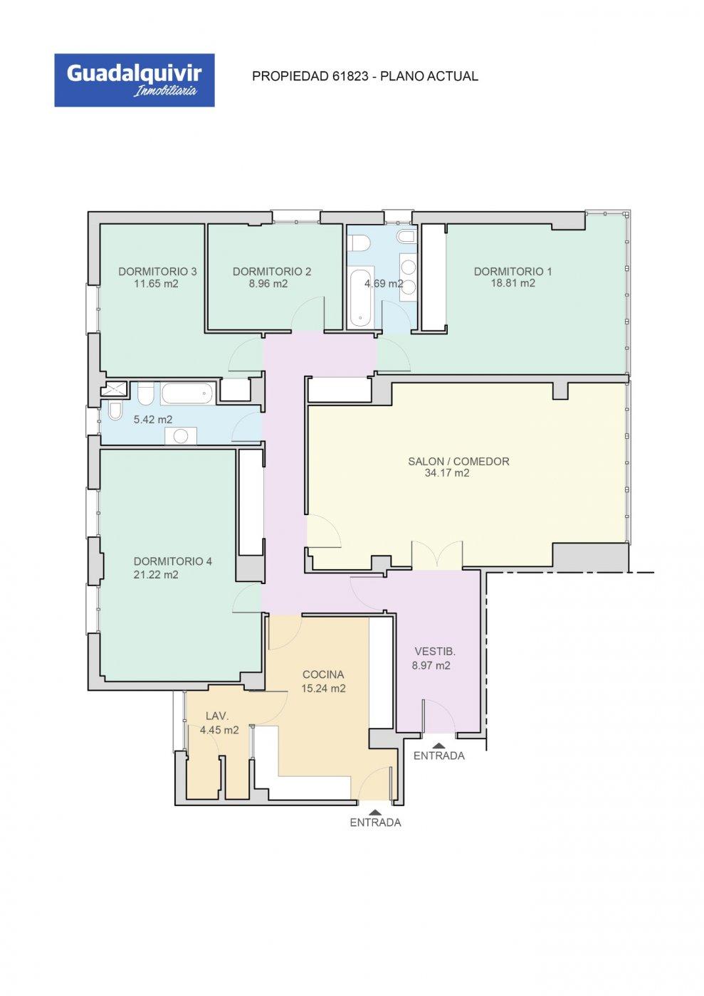 piso en sevilla · nervion 650000€