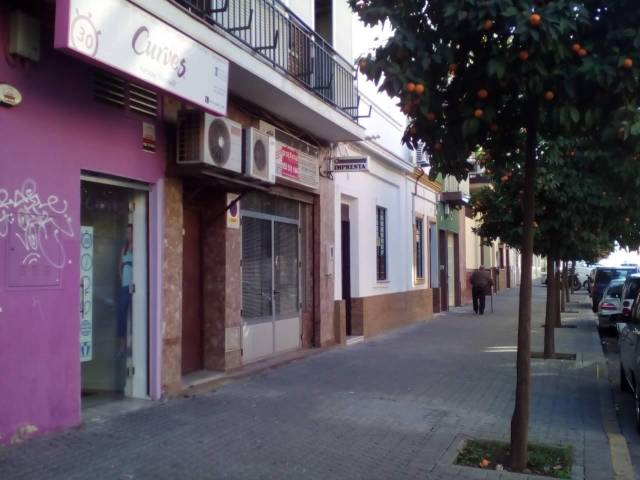 local-comercial en sevilla · amate 164000€