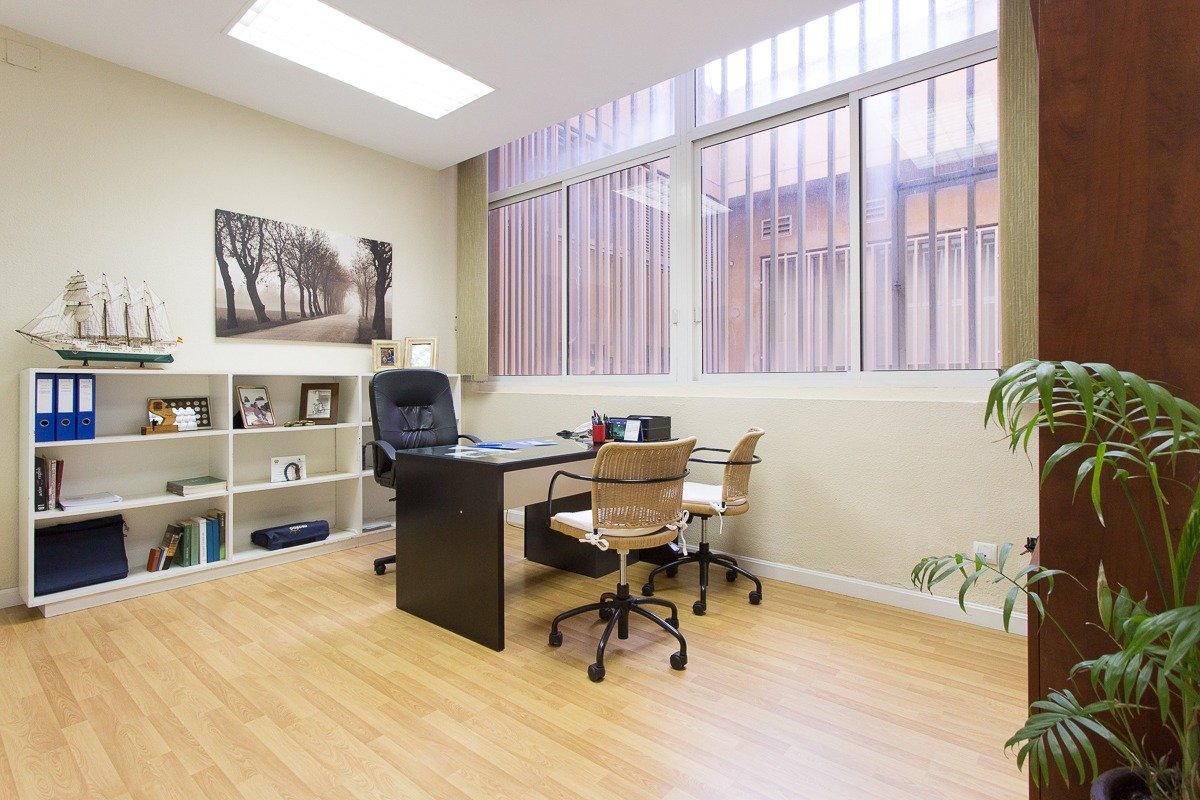 oficina en sevilla · nervion 150000€