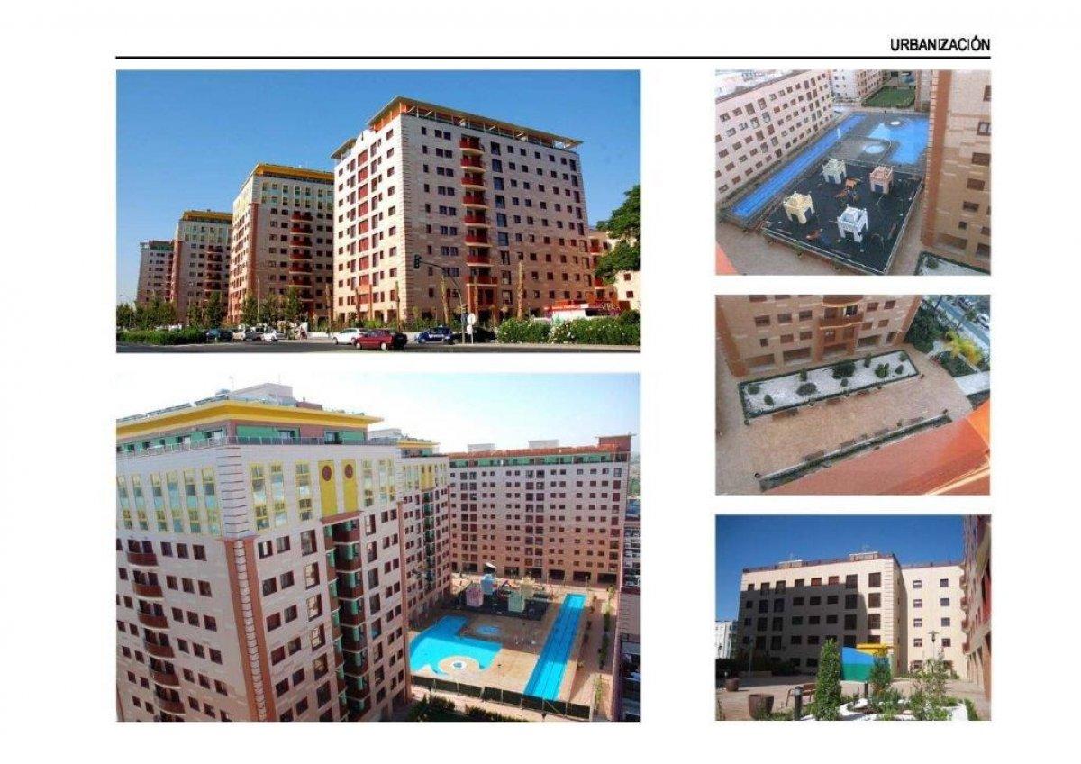 piso en sevilla · los-bermejales 1100€