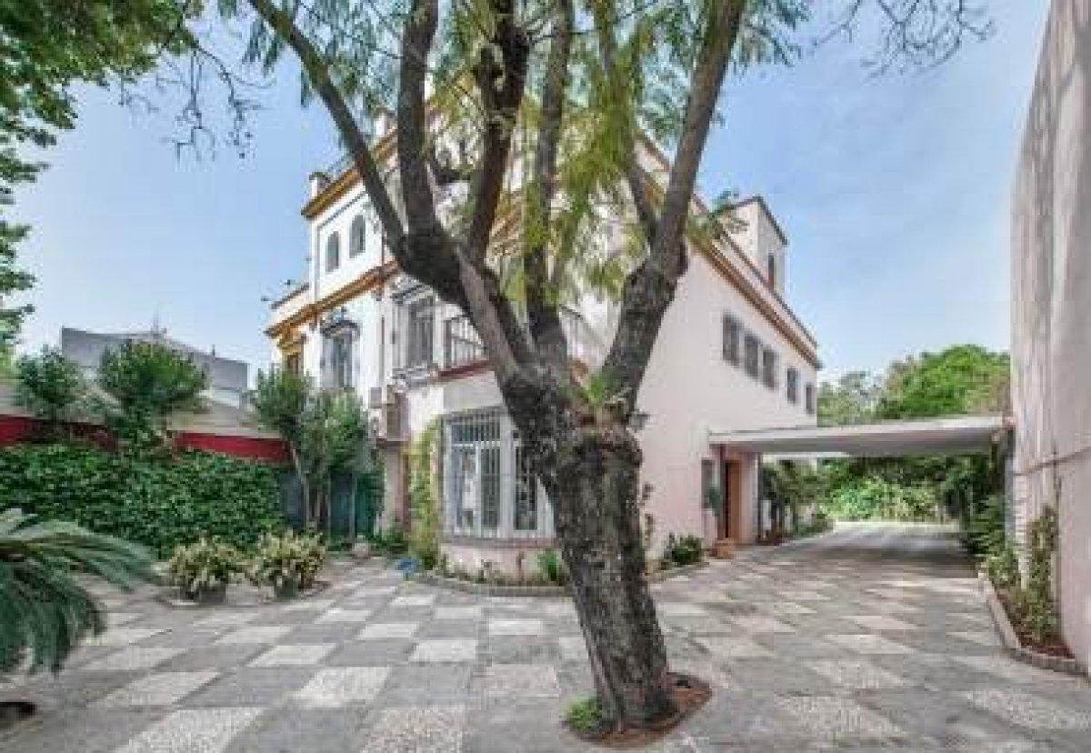 casa en sevilla · reina-mercedes---heliopolis 1600€