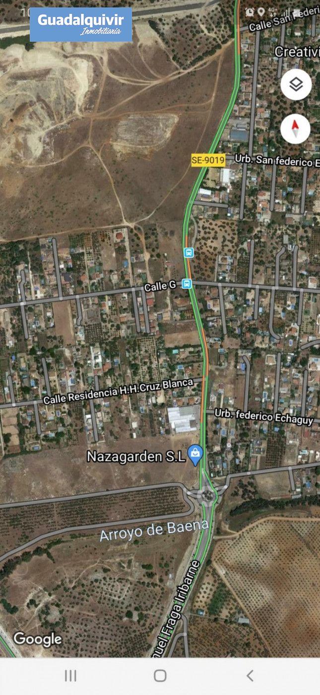 terreno-rural en montequinto · entrenucleos 57300€