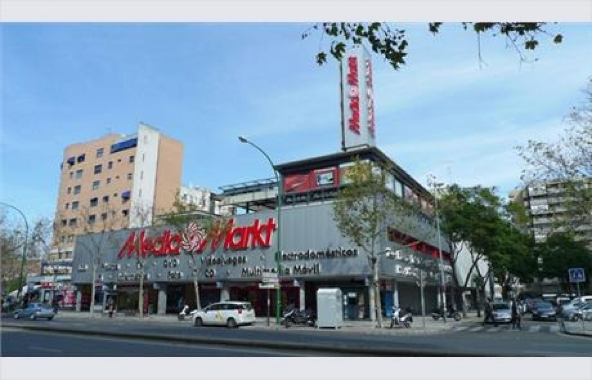 local-comercial en sevilla · nervion 750€