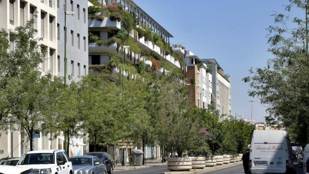 piso en sevilla · nervion 1500€