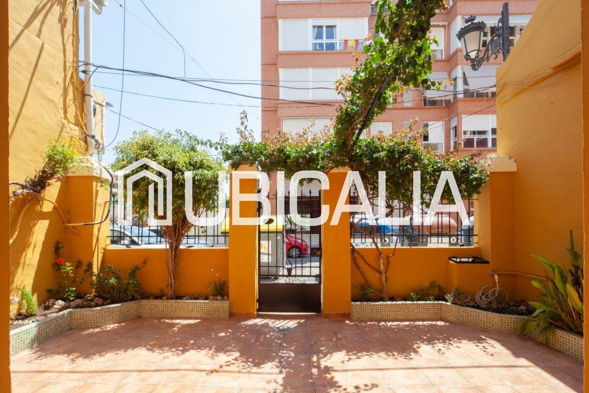 Casa de pueblo en alquiler en El Cabanyal - El Canyamelar, Valencia
