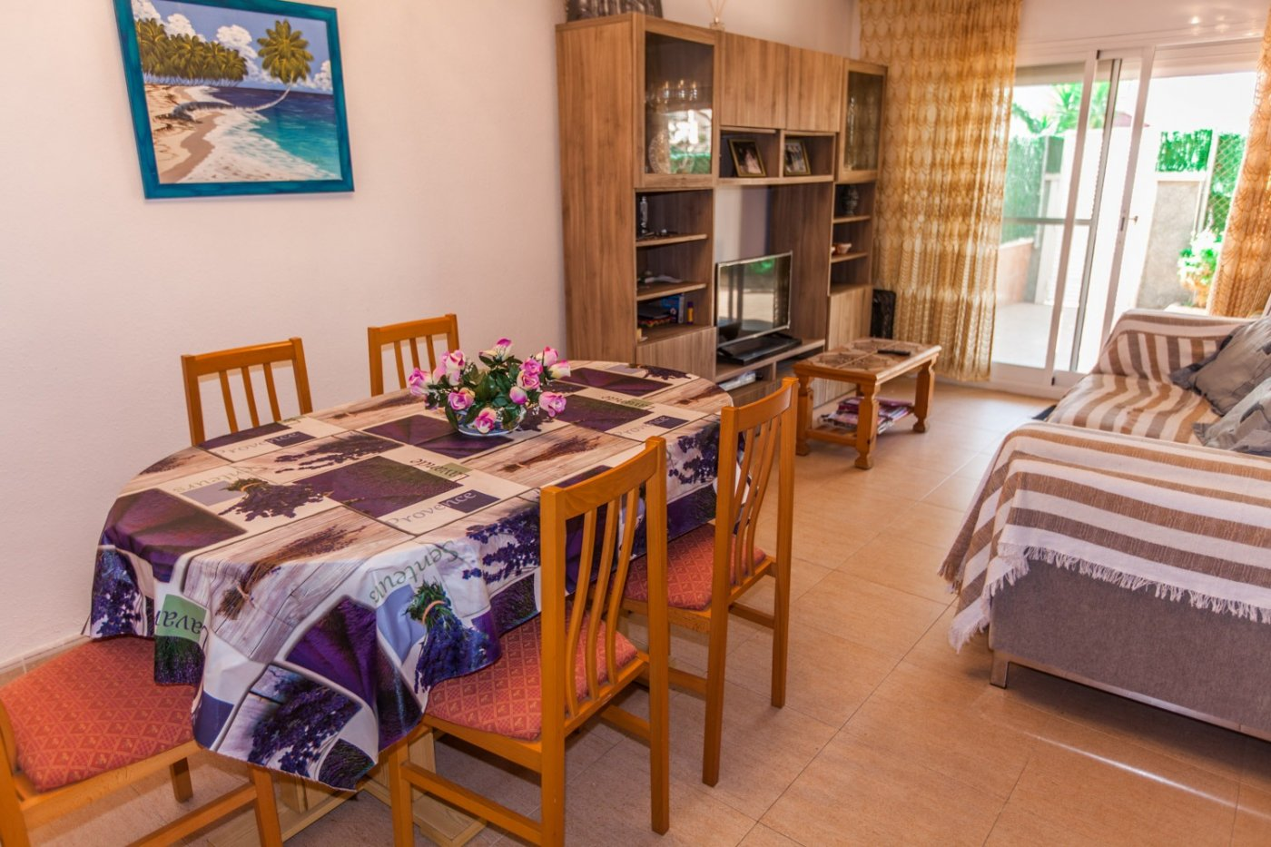 Ground Floor Apartment for sale in Playa, Cunit
