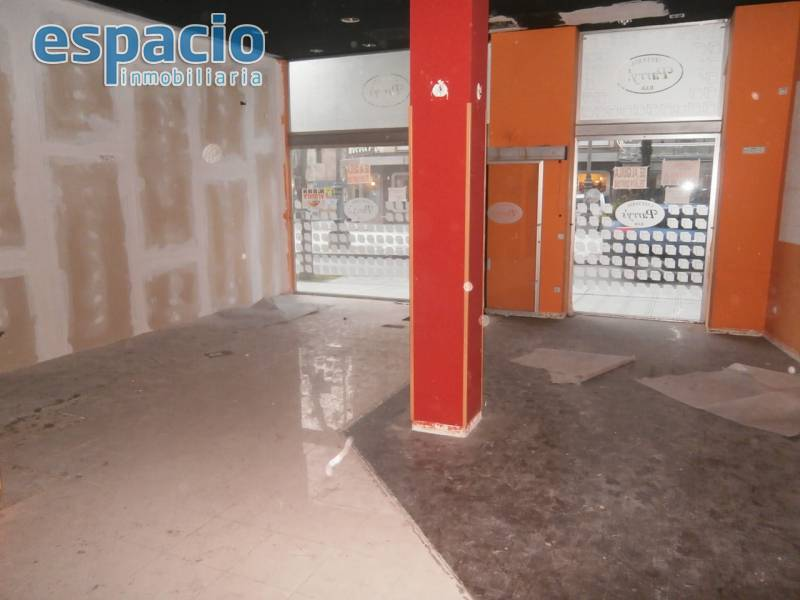 premises alquiler in ponferrada centro