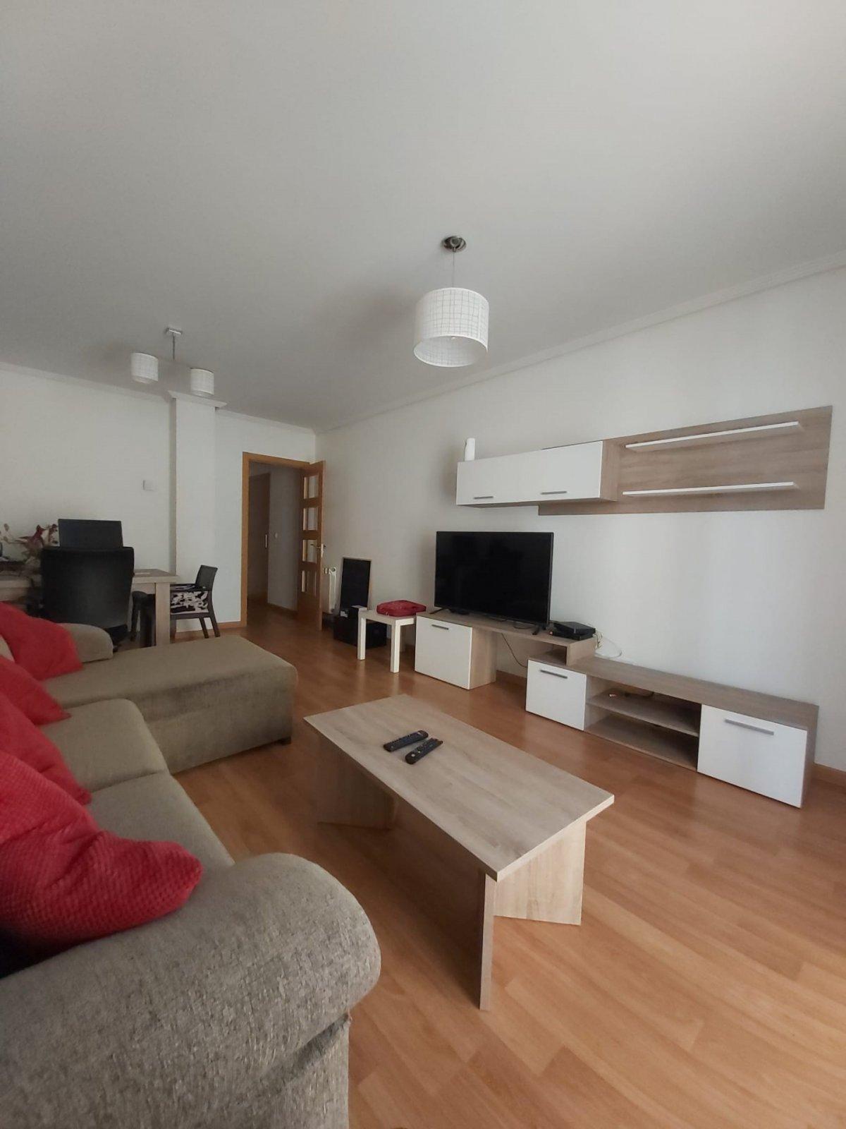 Apartamento en alquiler en Alta, Ponferrada
