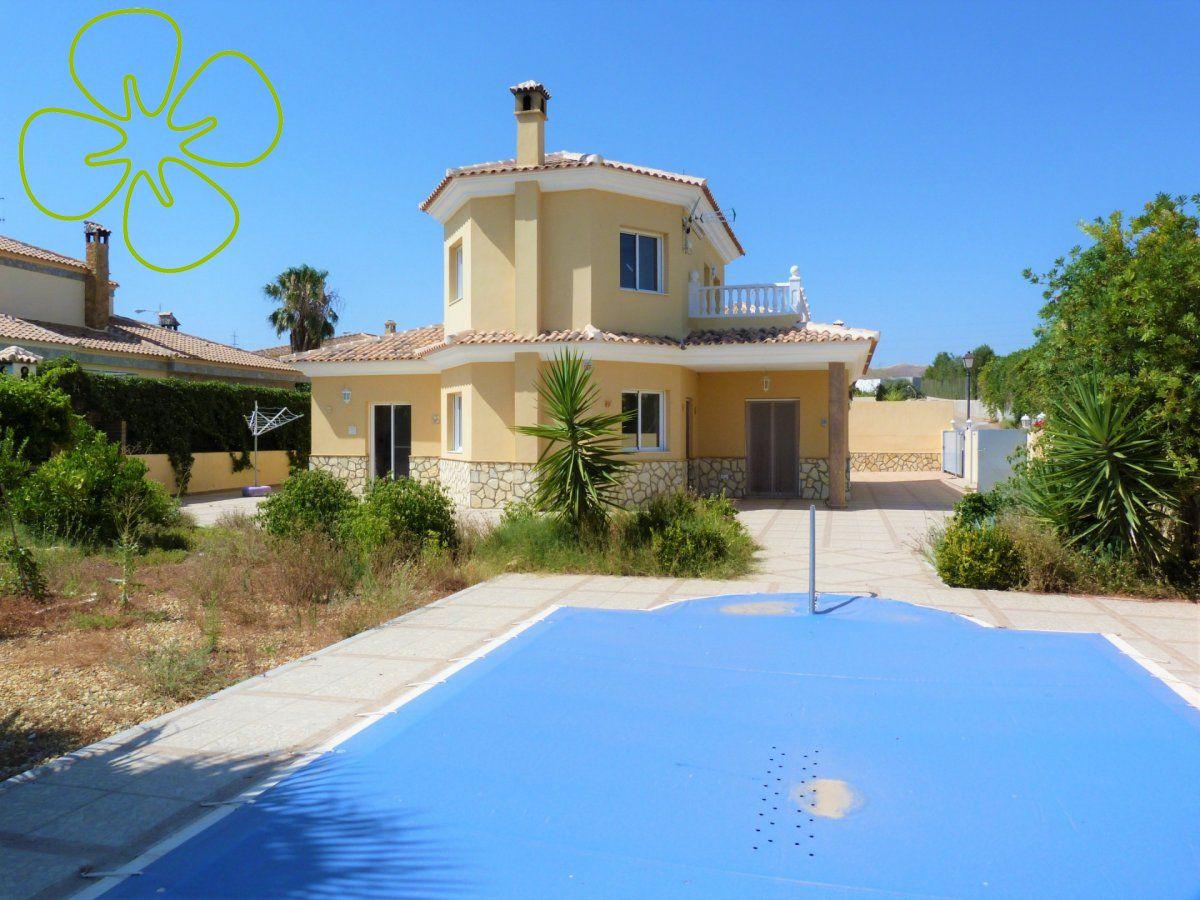 00955-6080: Villa in Arboleas