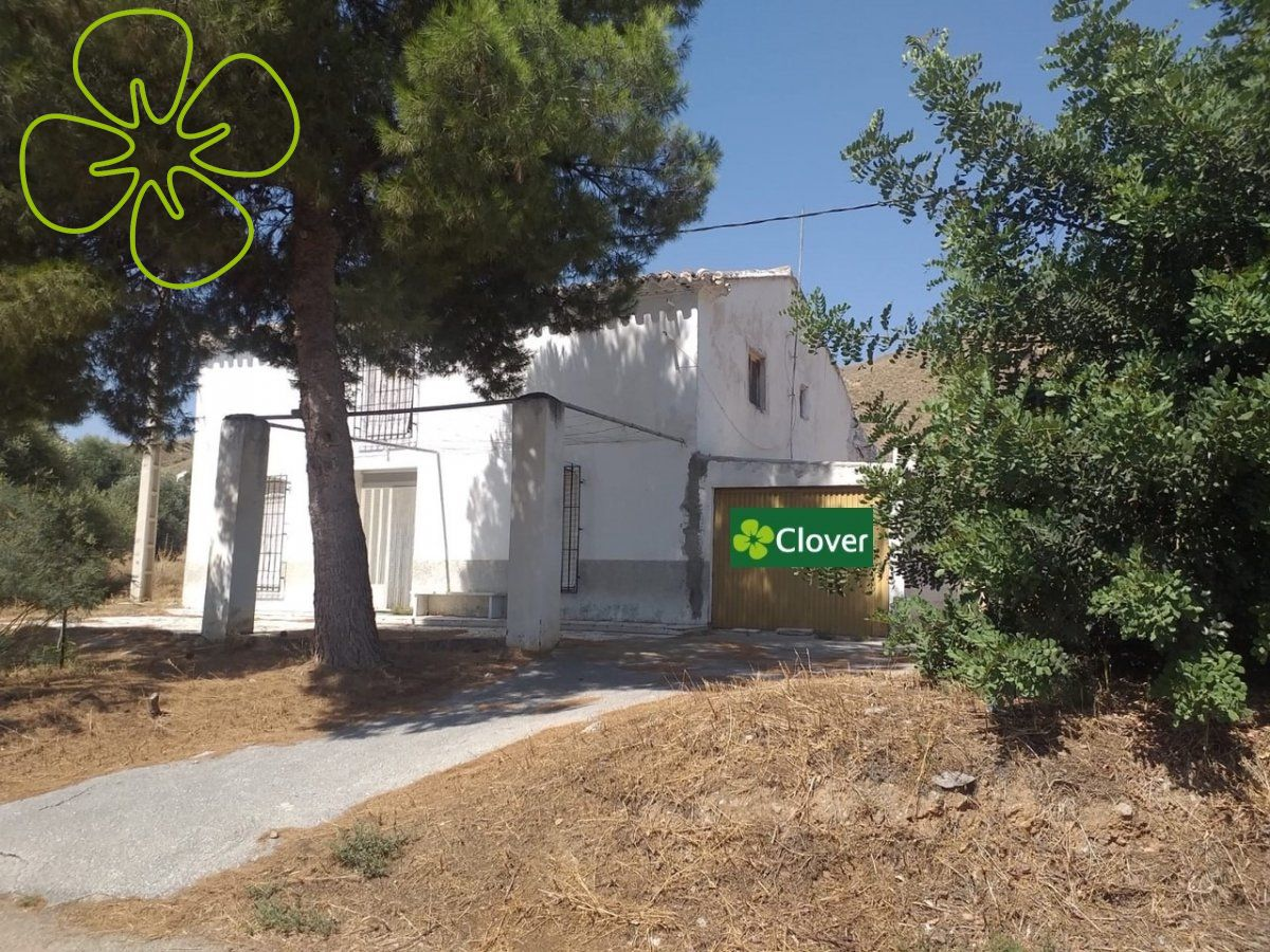 Ref:00972-6080 cortijo For Sale in Albanchez