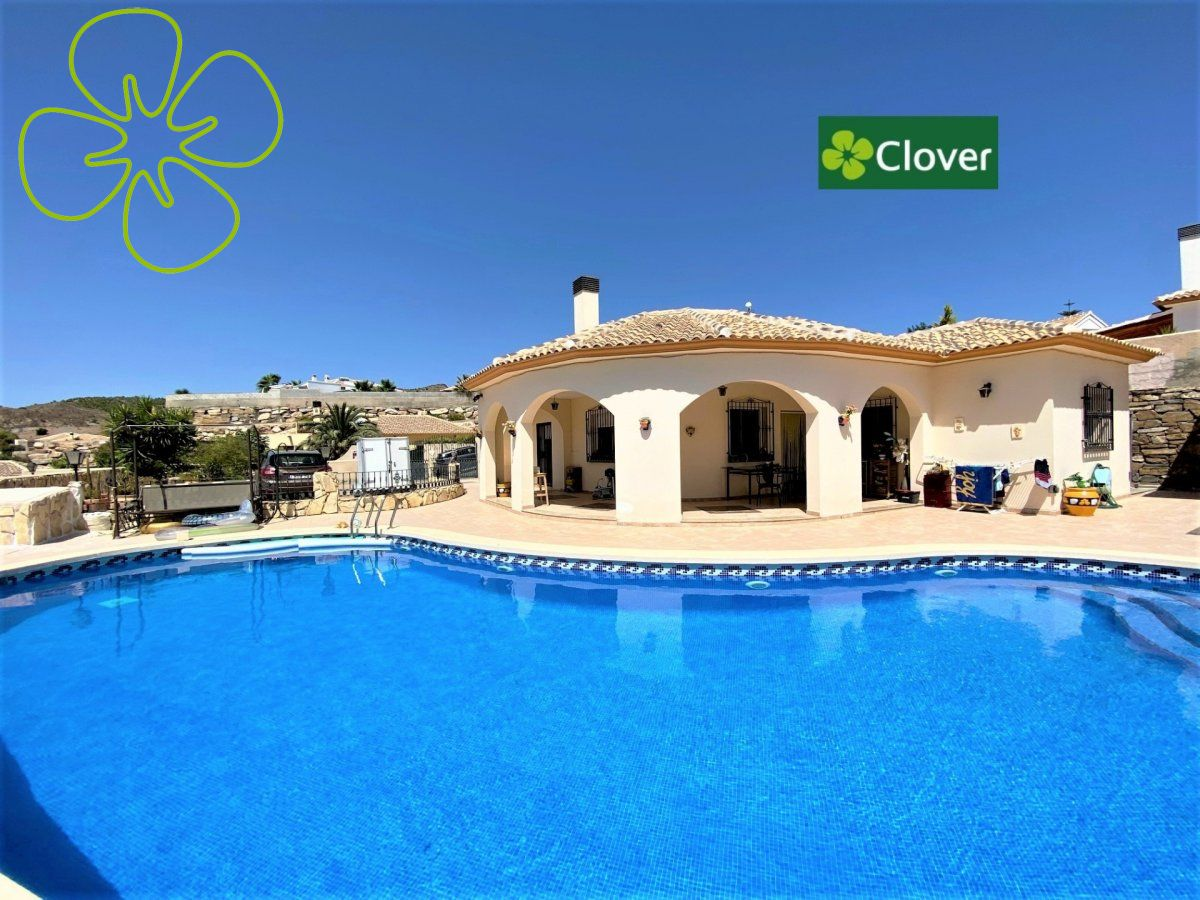 Ref:00998-6080 Villa For Sale in Arboleas