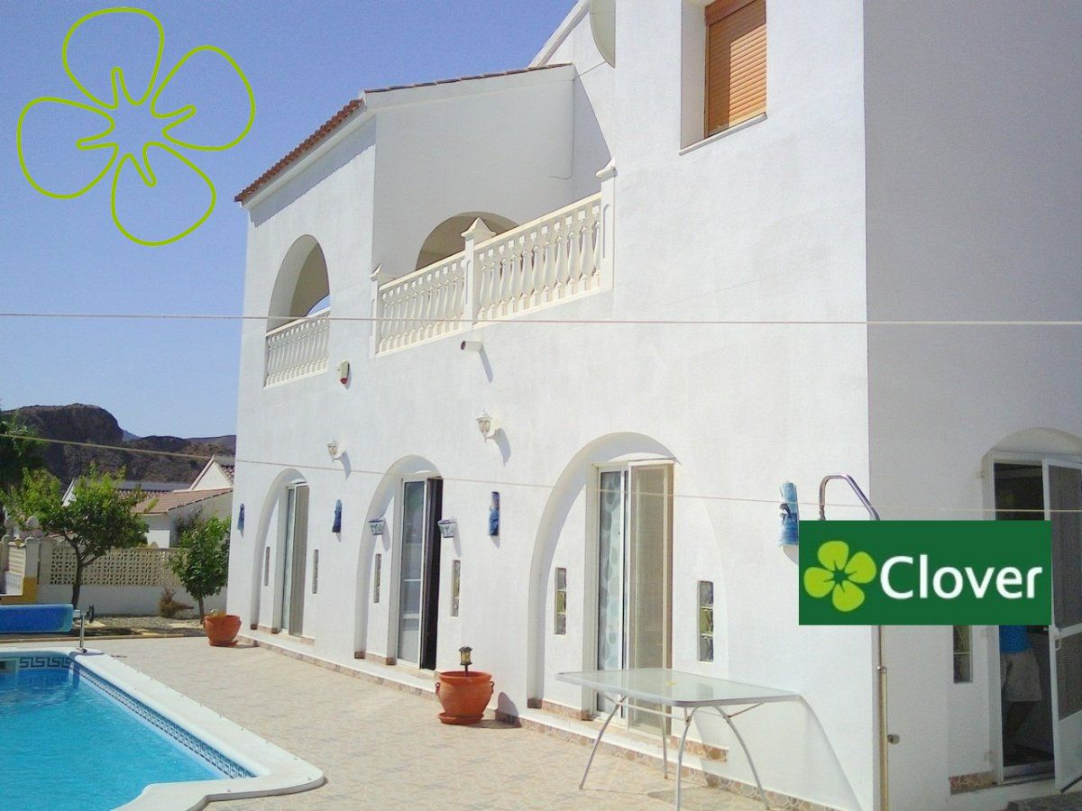 Ref:01006-6080 Villa For Sale in Arboleas