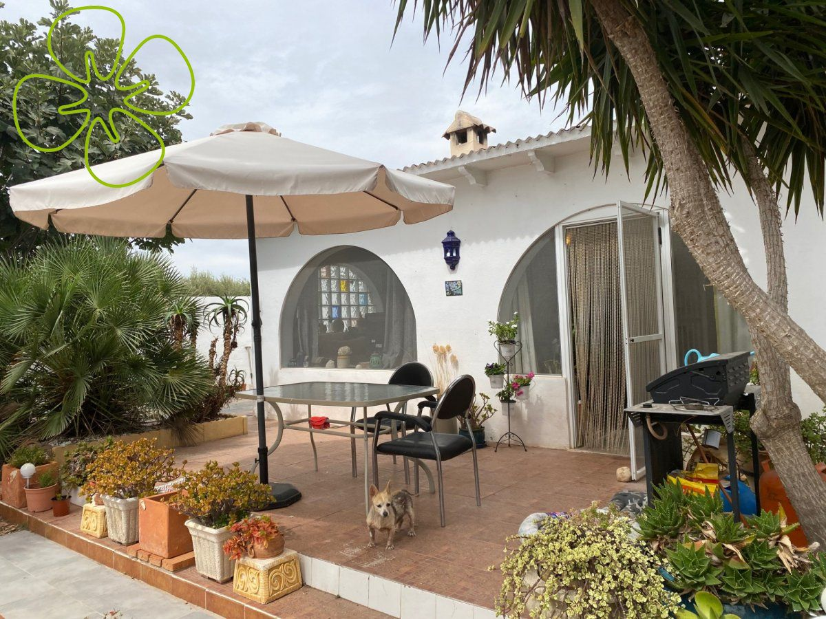 Ref:01007-6080 Villa For Sale in Arboleas
