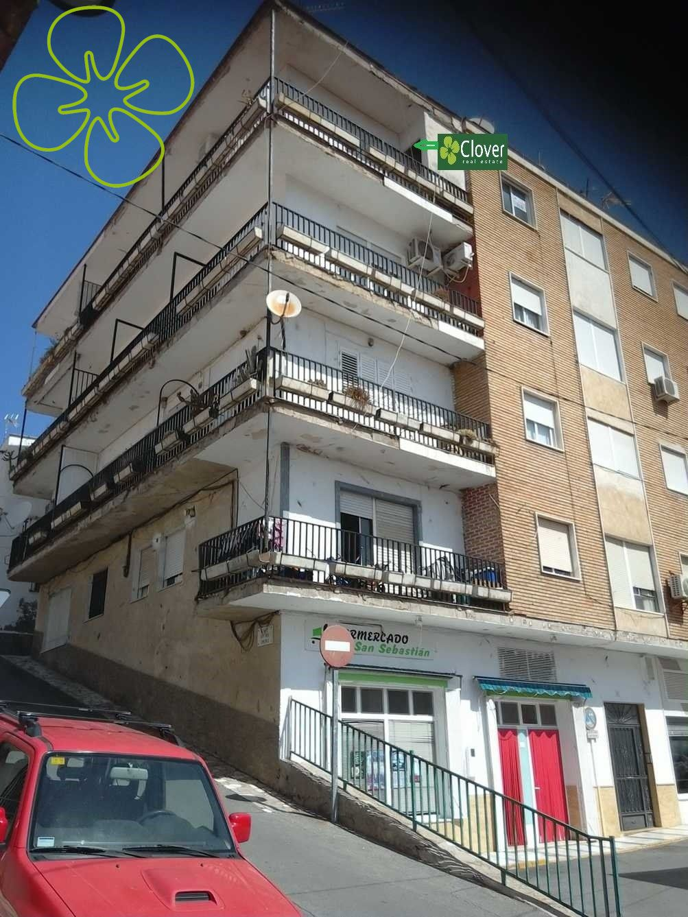 Ref:01051-6080 Flat For Sale in Olula del Rio