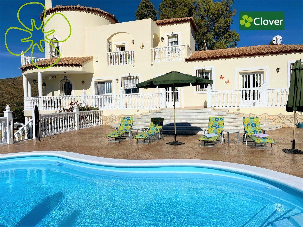 Ref:01059-6080 Villa For Sale in Cantoria