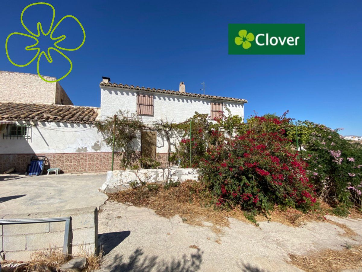 Ref:01065-6080 cortijo For Sale in Cantoria