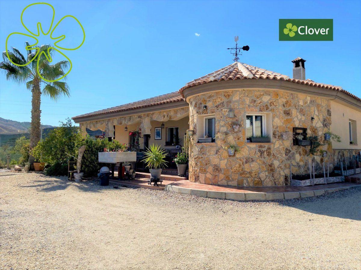 Ref:01078-6080 Villa For Sale in Cantoria