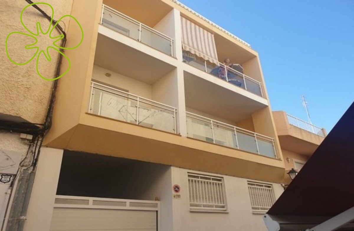 Ref:01081-6080 Flat For Sale in Garrucha
