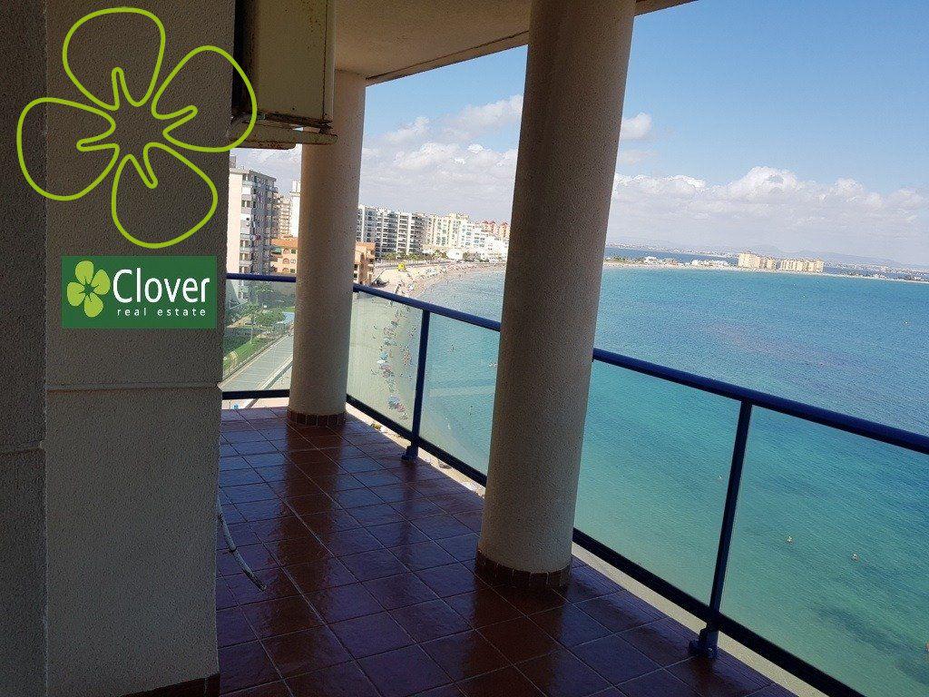 Ref:01092-6080 Flat For Sale in La Manga del Mar Menor