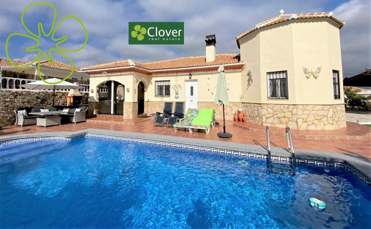 Ref:01101-6080 Villa For Sale in Arboleas