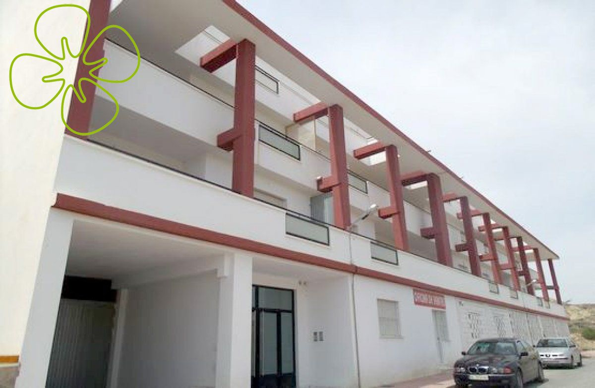 Ref:01107-6080 Flat For Sale in Albox