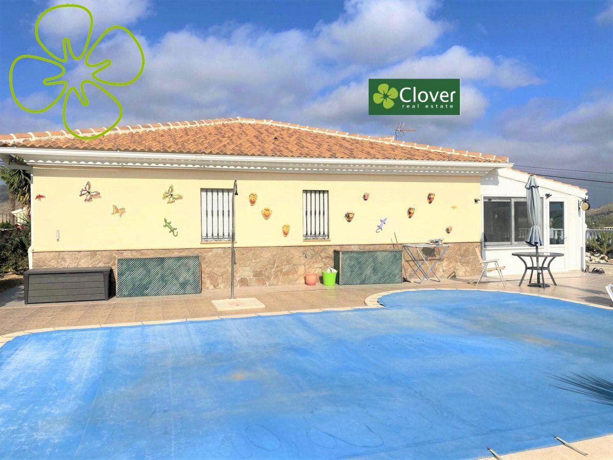 Ref:01125-6080 Villa For Sale in Arboleas