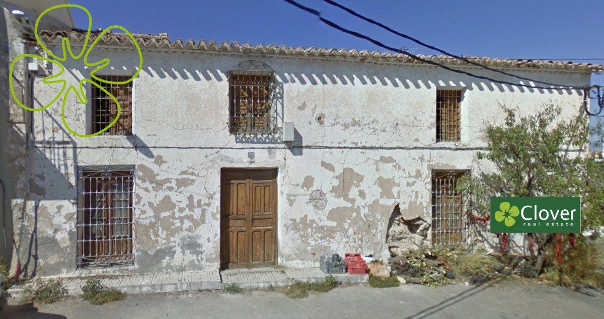 Ref:01129-6080 cortijo For Sale in Arboleas