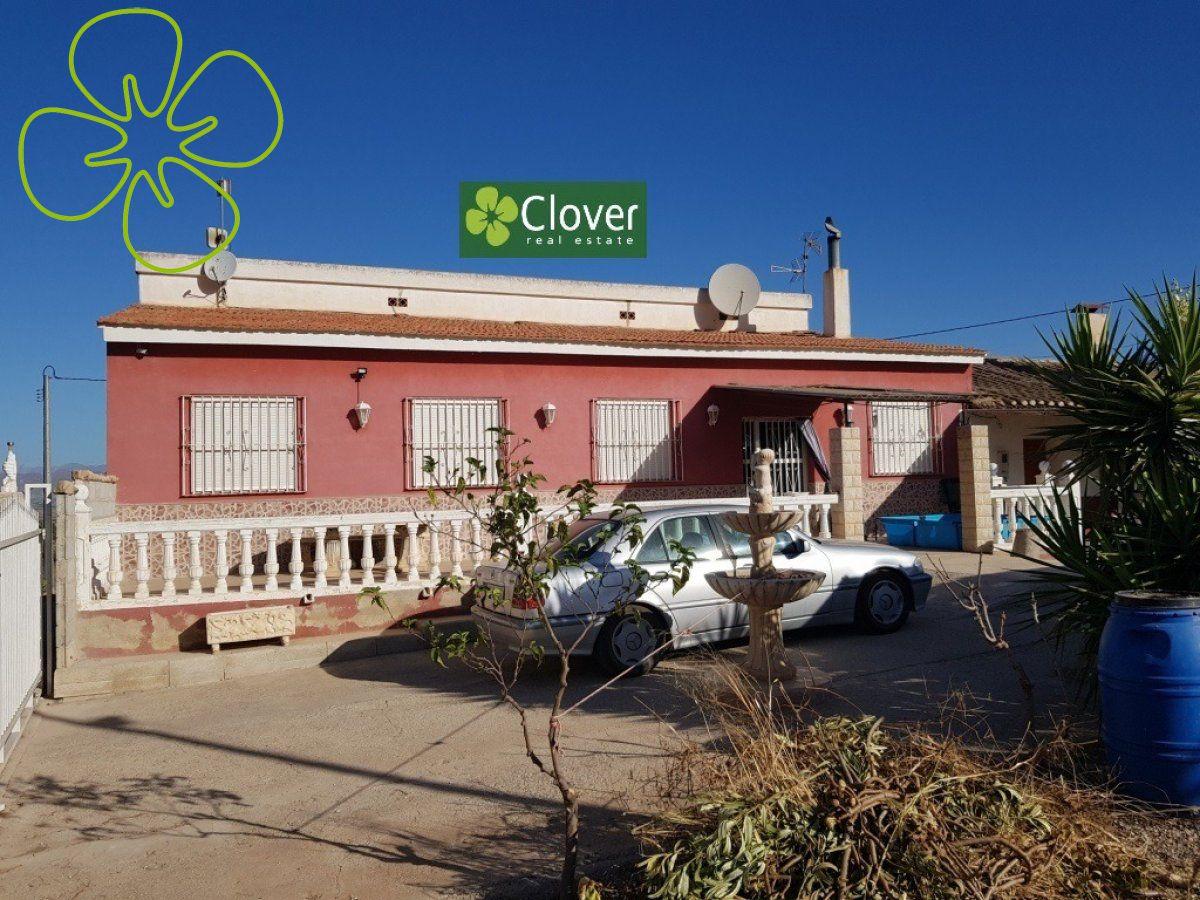 Ref:01137-6080 Villa For Sale in Lorca