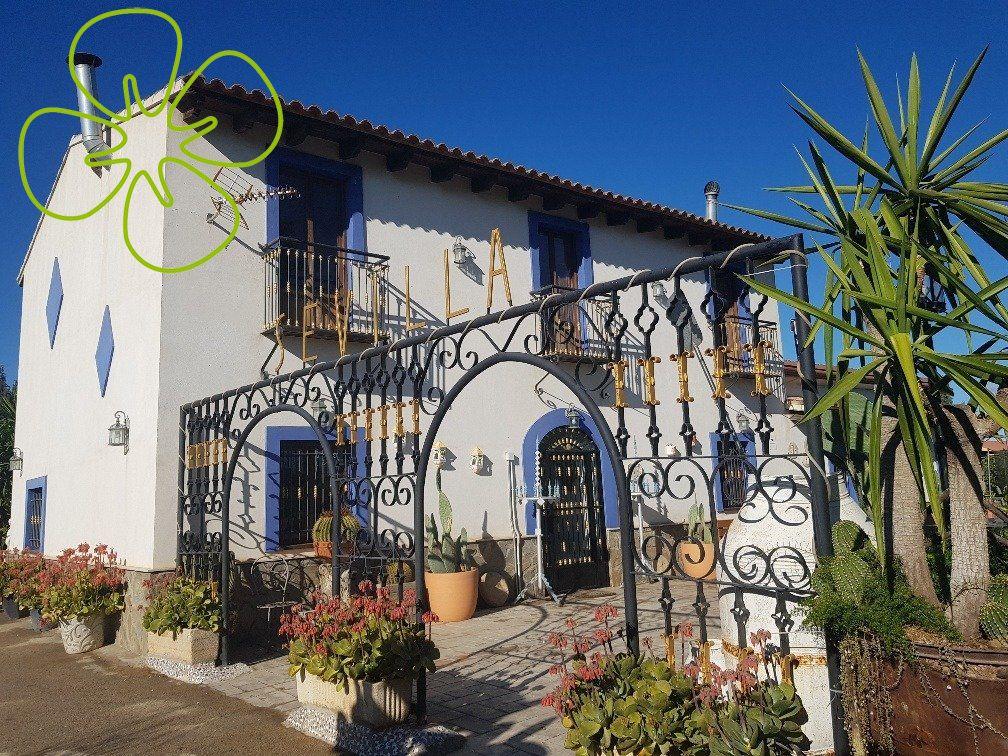 Ref:01162-6080 cortijo For Sale in Lorca
