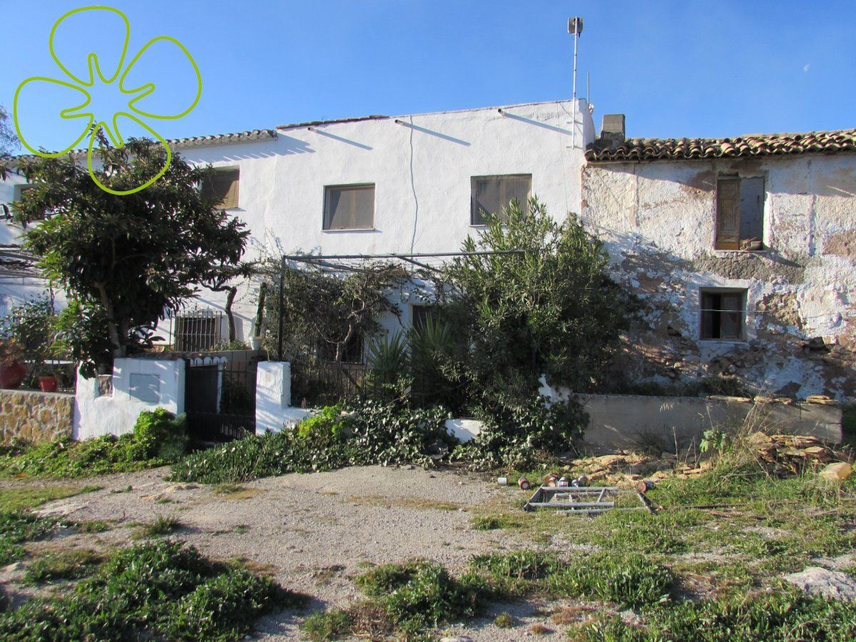 Ref:0070P-17-6080 cortijo For Sale in Olula del Rio