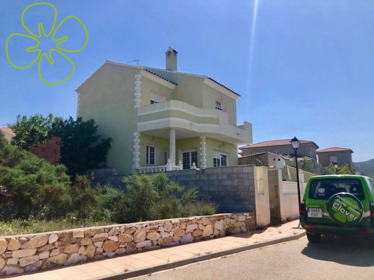 Ref:0014A-18-6080 Villa For Sale in Arboleas