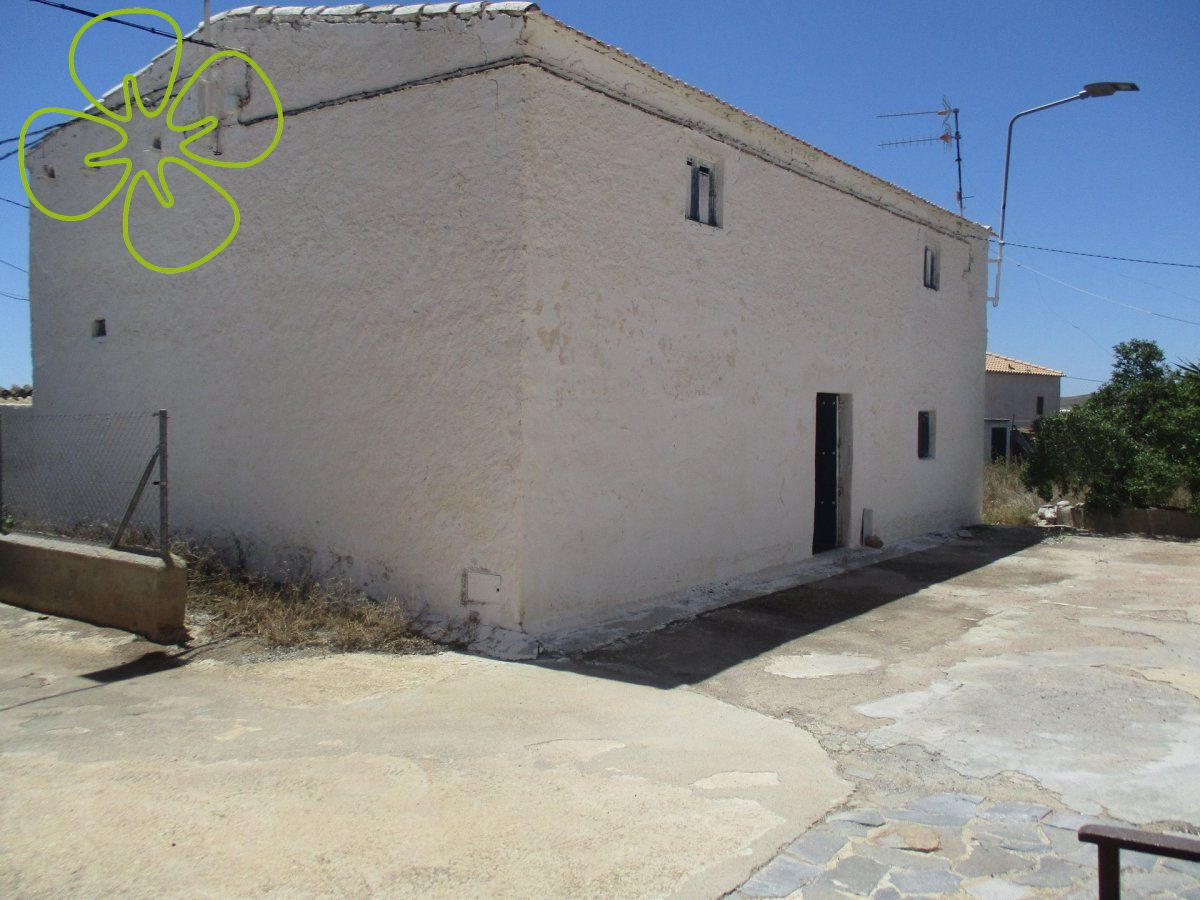 Ref:0257P-6080 cortijo For Sale in Taberno