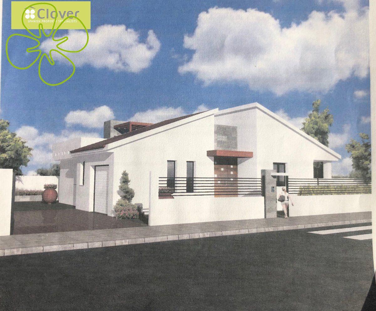 0127P-18-6080: Villa in Arboleas