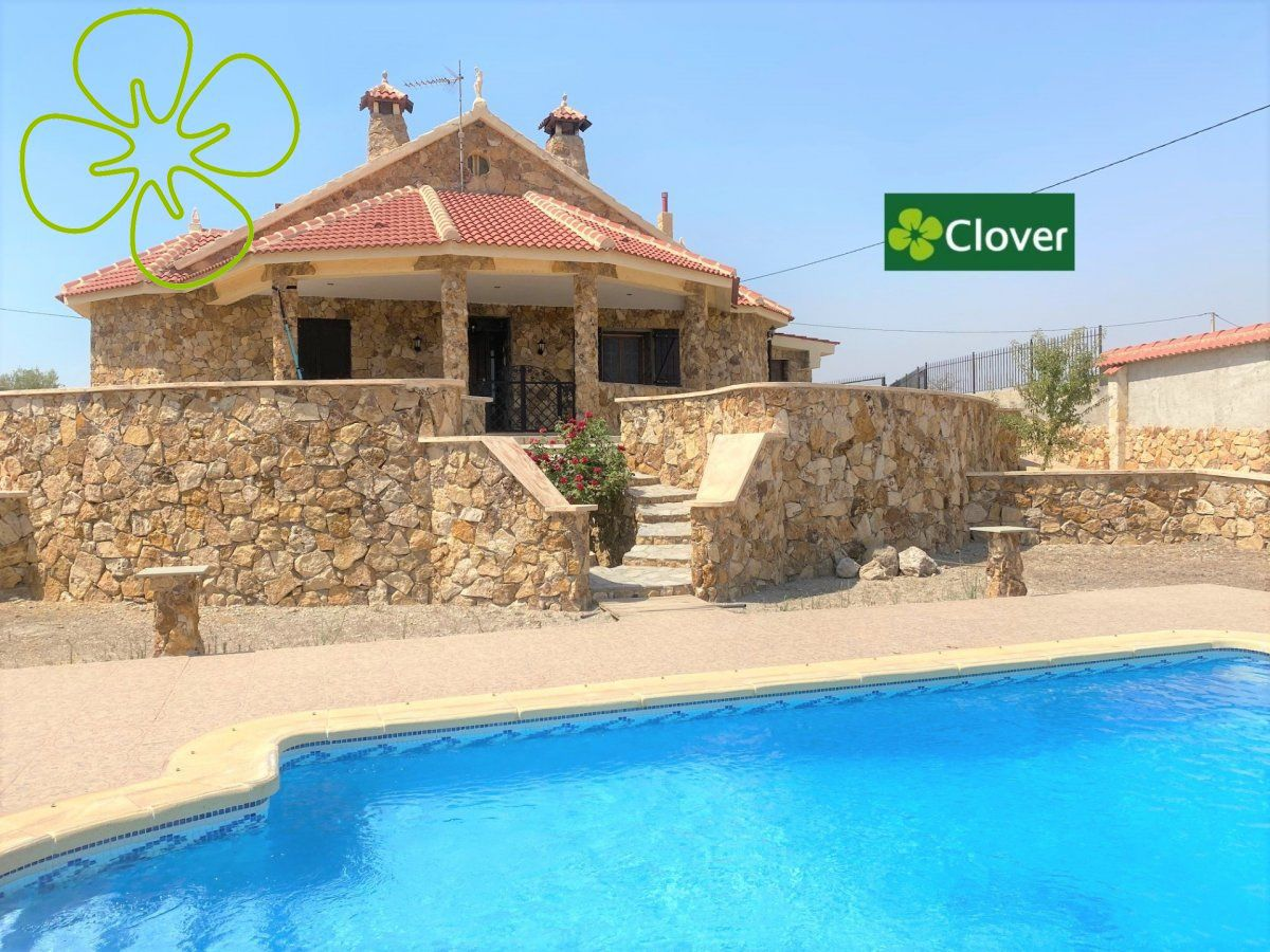00022-6080: Villa in Albox