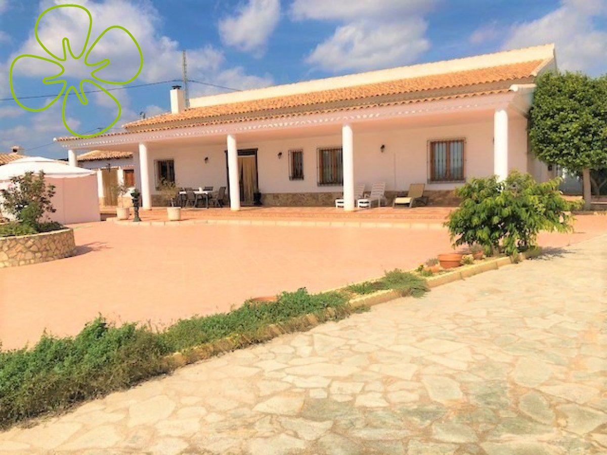Ref:00046-6080 Villa For Sale in Albox