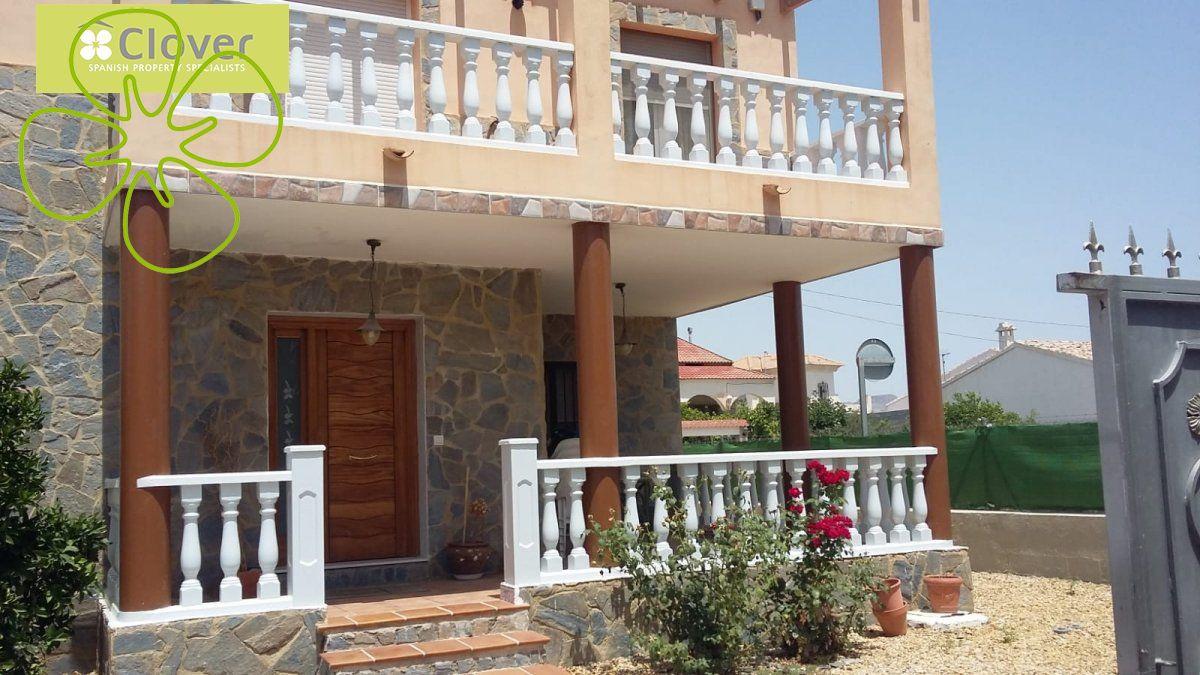 Ref:00047-6080 Villa For Sale in Albox
