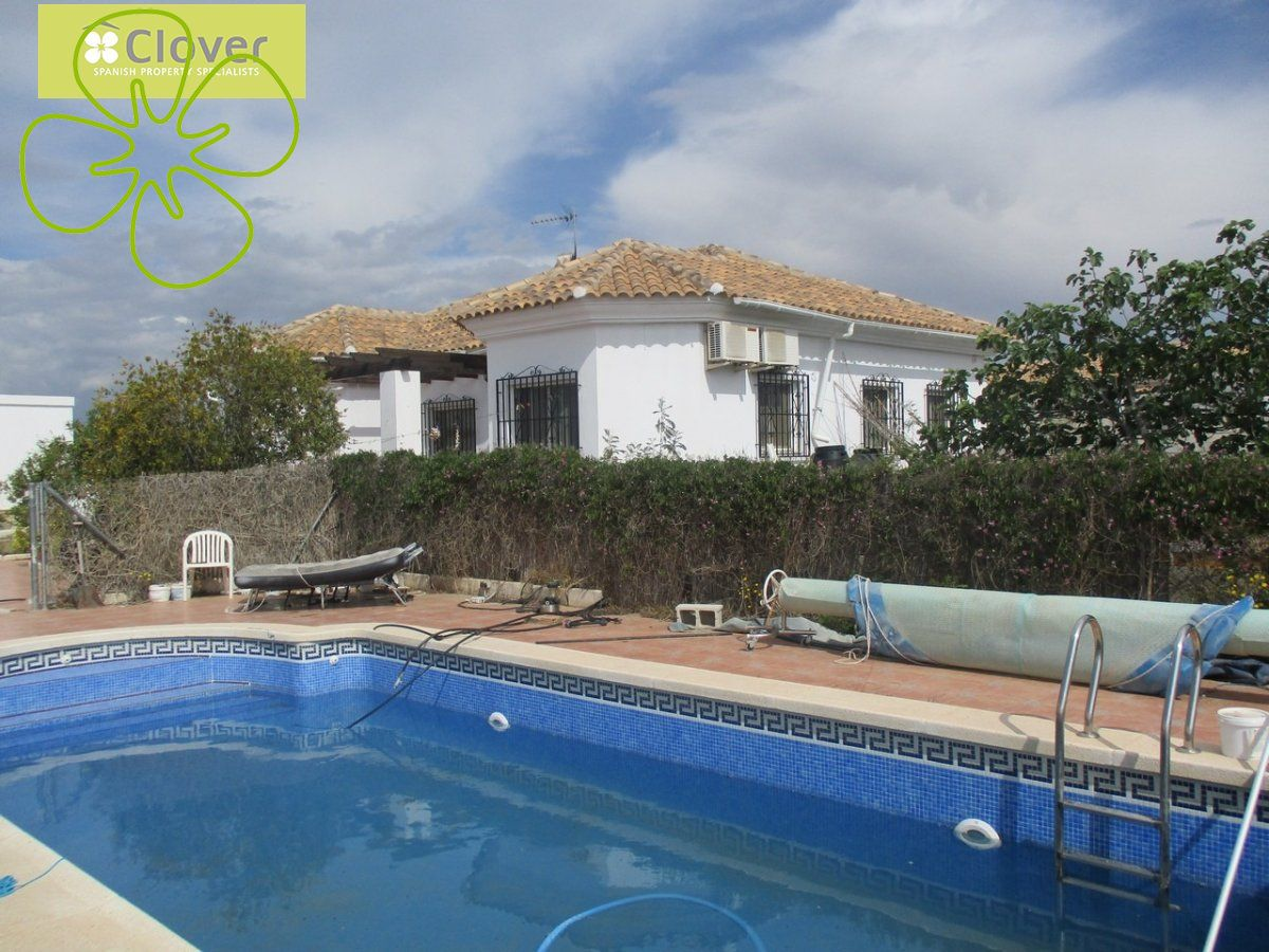 Ref:00218-6080 Villa For Sale in Albox