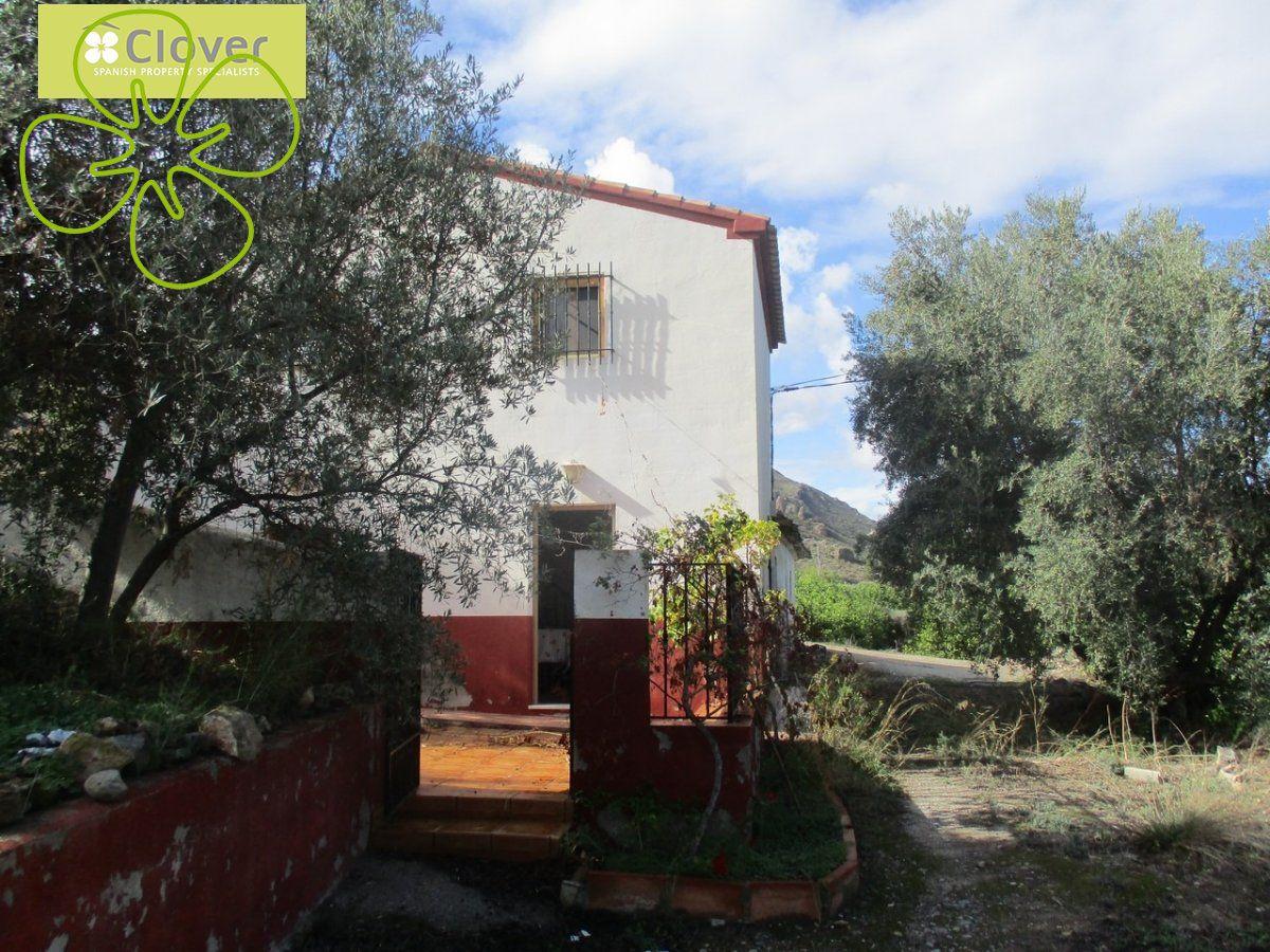 Ref:00233-6080 cortijo For Sale in Cantoria