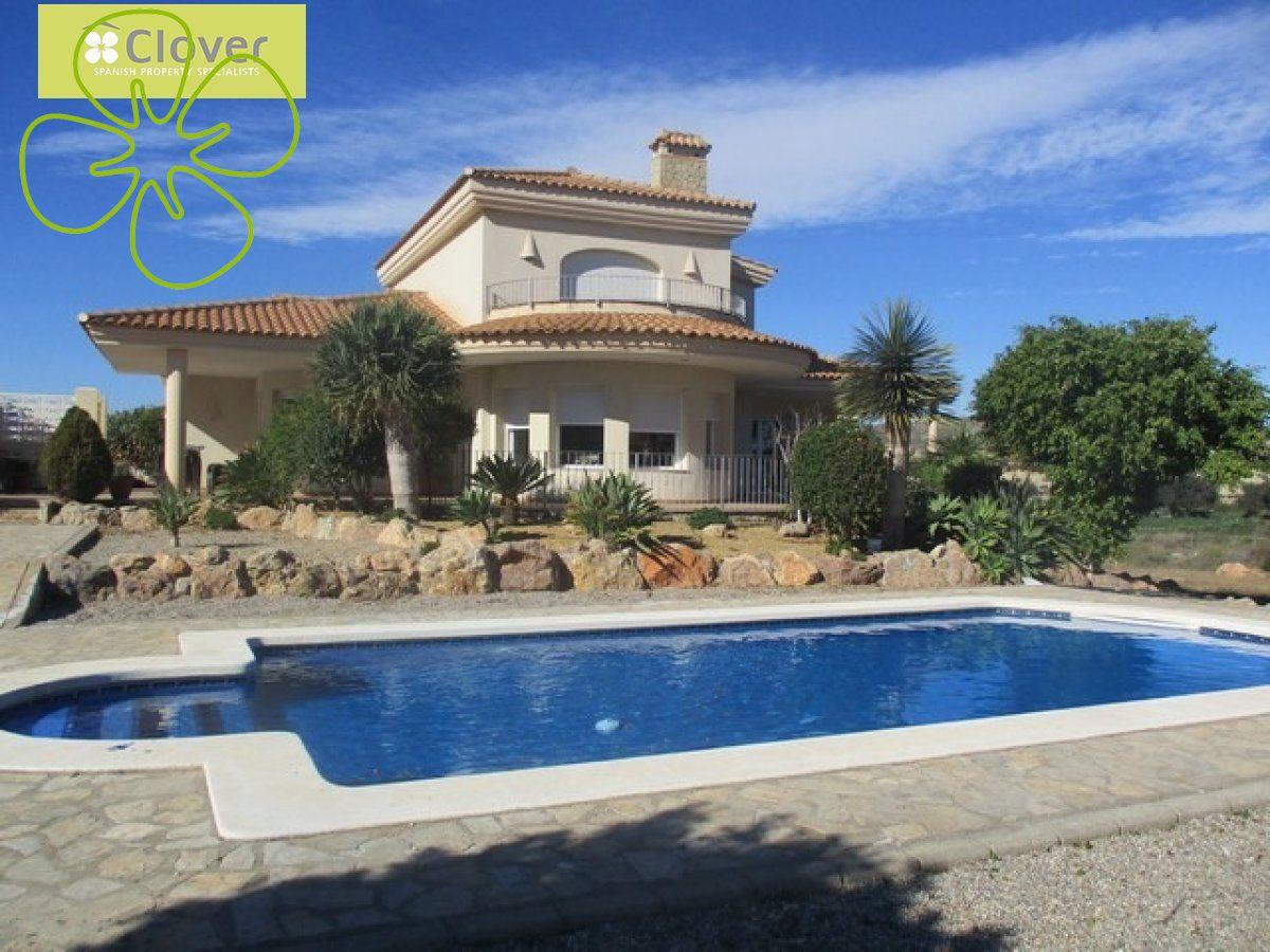 Ref:00235-6080 Villa For Sale in Vera