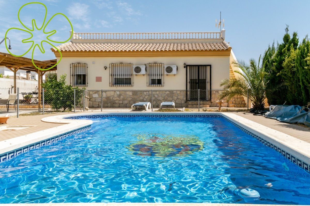 Ref:00236-6080 Villa For Sale in Arboleas