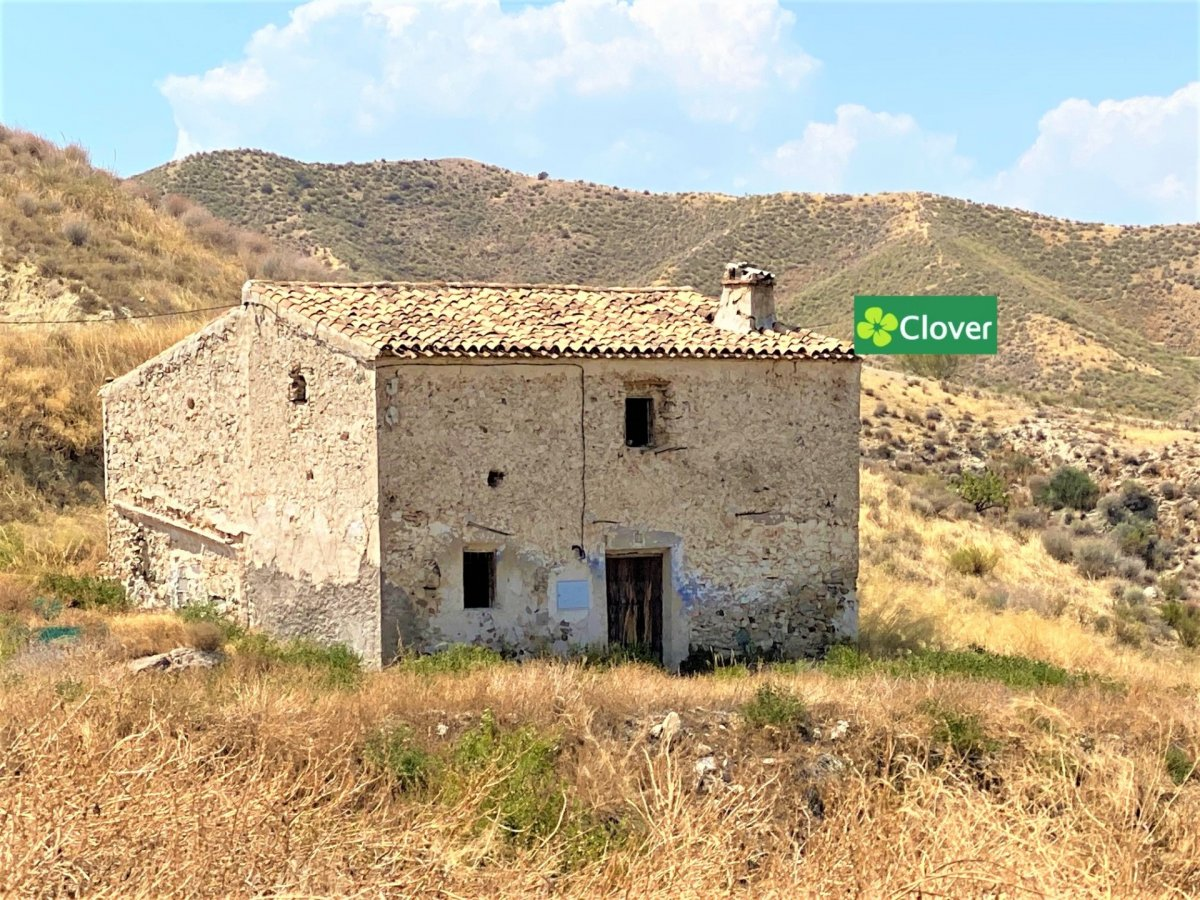 Ref:00237-6080 cortijo For Sale in Arboleas