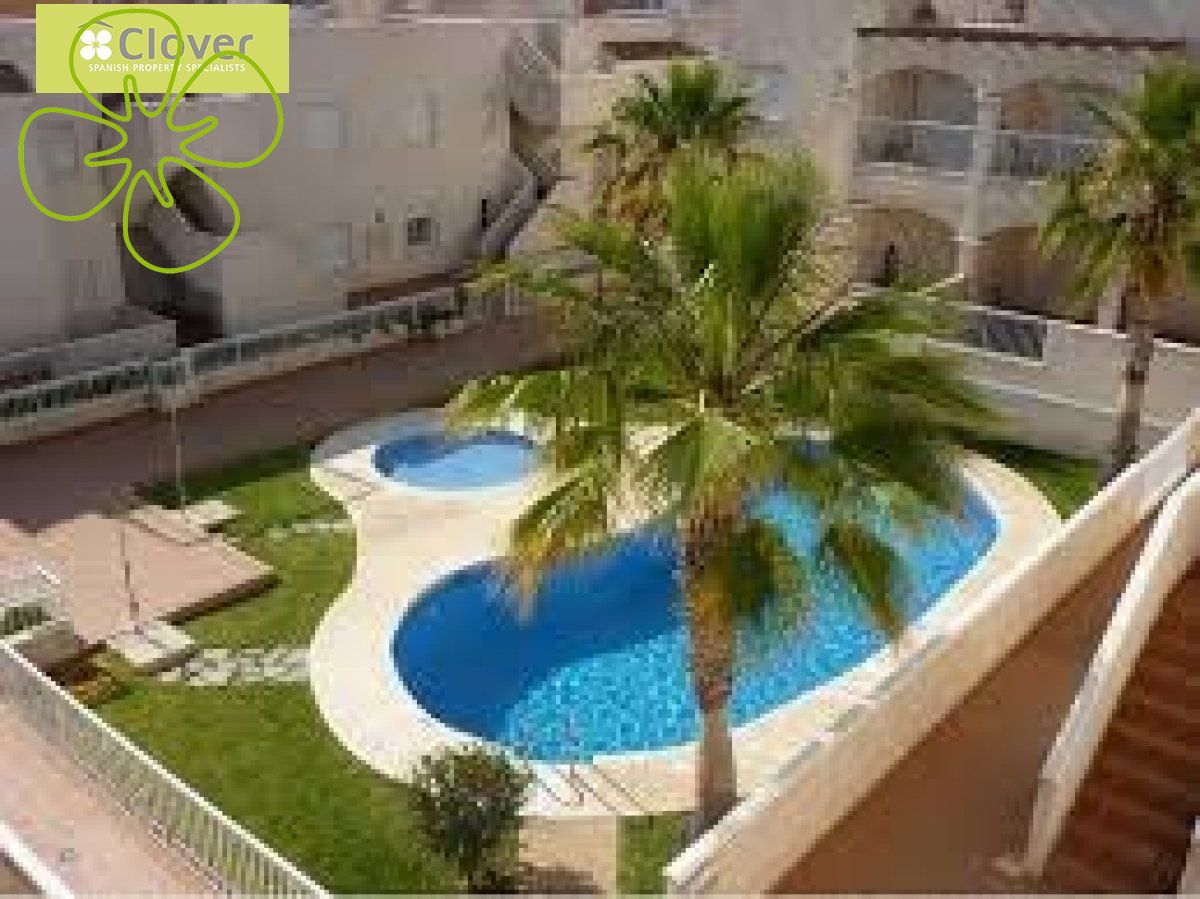 Ref:00239-6080 Flat For Sale in Mojacar